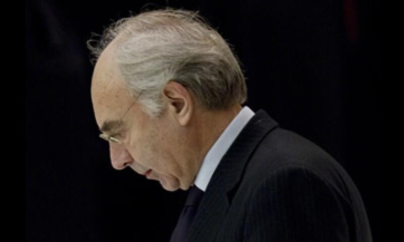Ettore Gotti Tedeschi ha sido una figura polarizadora desde que fue nombrado en 2009 presidente del banco. (Foto: AP)