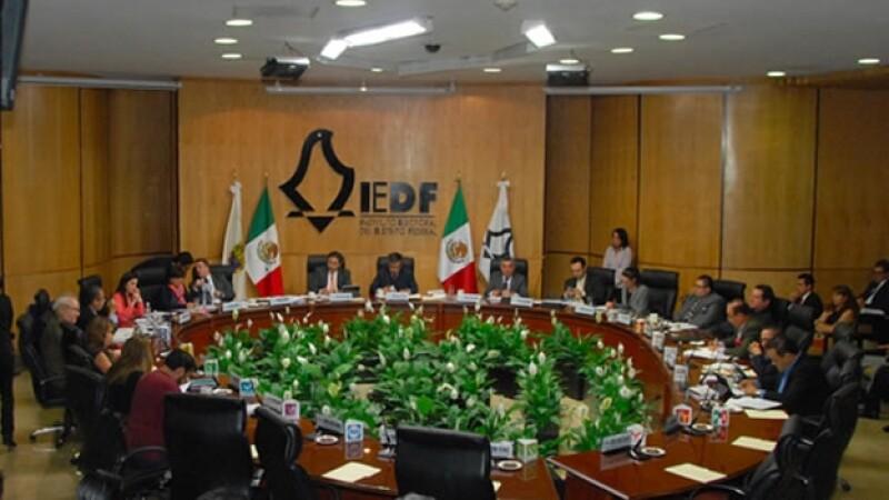 IEDF sesion