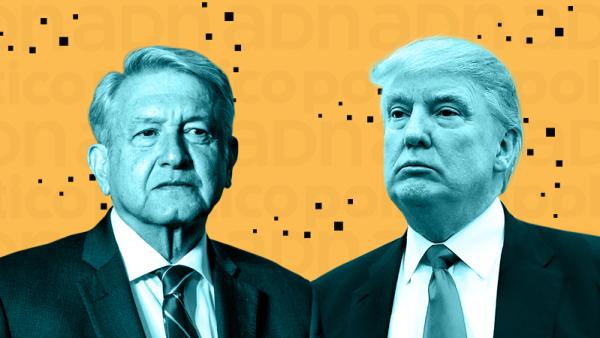 Trump y AMLO