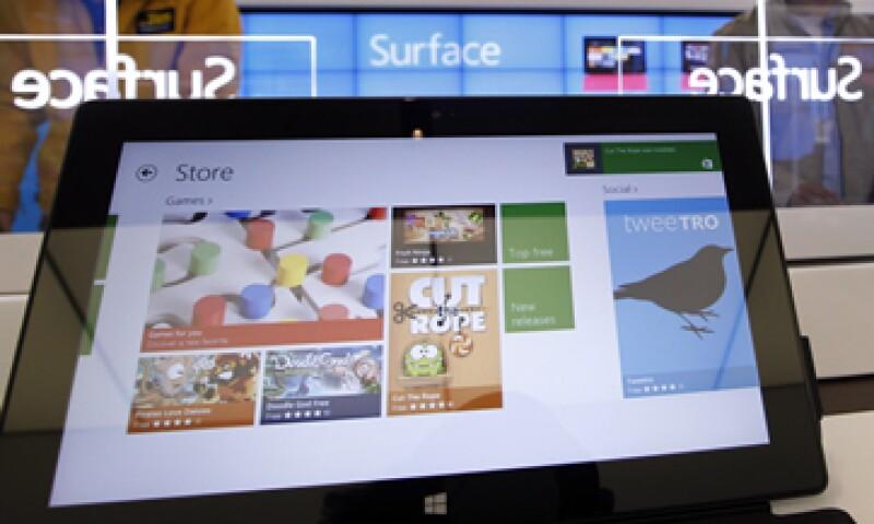 Surface Pro es una manta de seguridad para los usuarios que siguen tratando de comprender la división entre los sistemas operativos móviles y de escritorio. (Foto: AP)