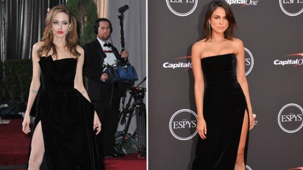 Angelina Jolie, Eiza González