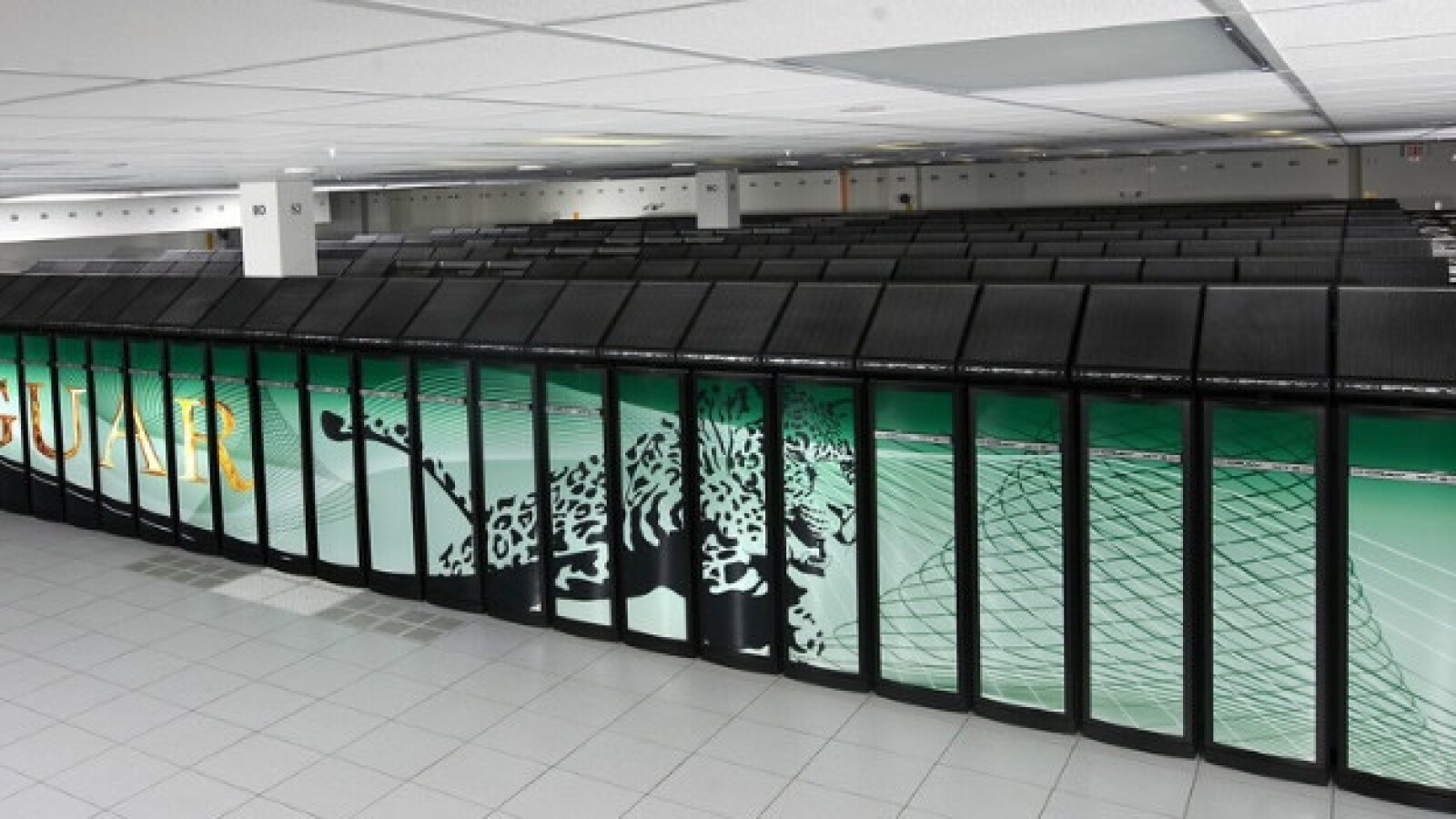 supercomputadora computadora cry jaguar