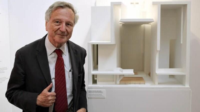 Rafael moneo, principe de asturias de las artes 2012