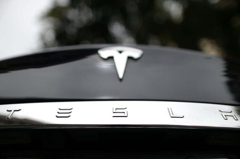 Tesla ganancias