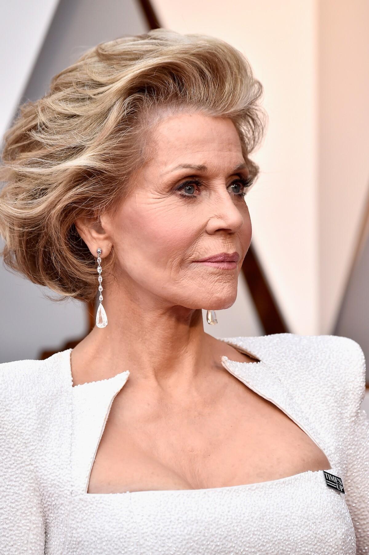 A sus 82 años, Jane Fonda se pone fit en TikTok (y tú poniendo pretextos)