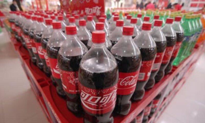 Coca-Cola dijo que sus ventas en China superaron las 1,000 millones de cajas unitarias. (Foto: Reuters)