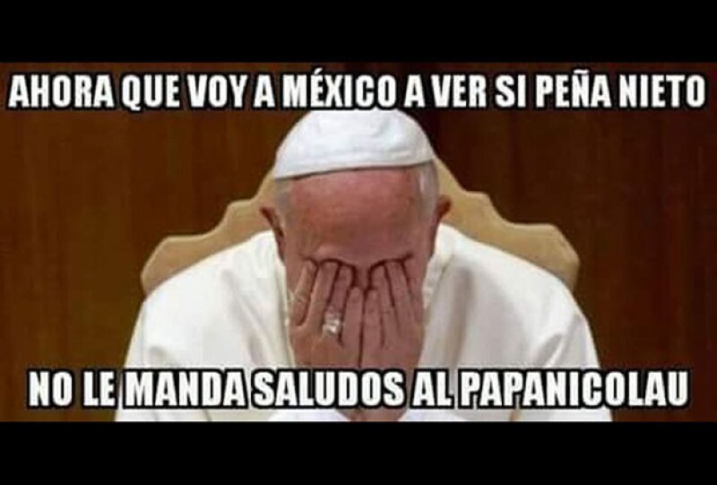 El mayor miedo de Francisco en nuestro país.