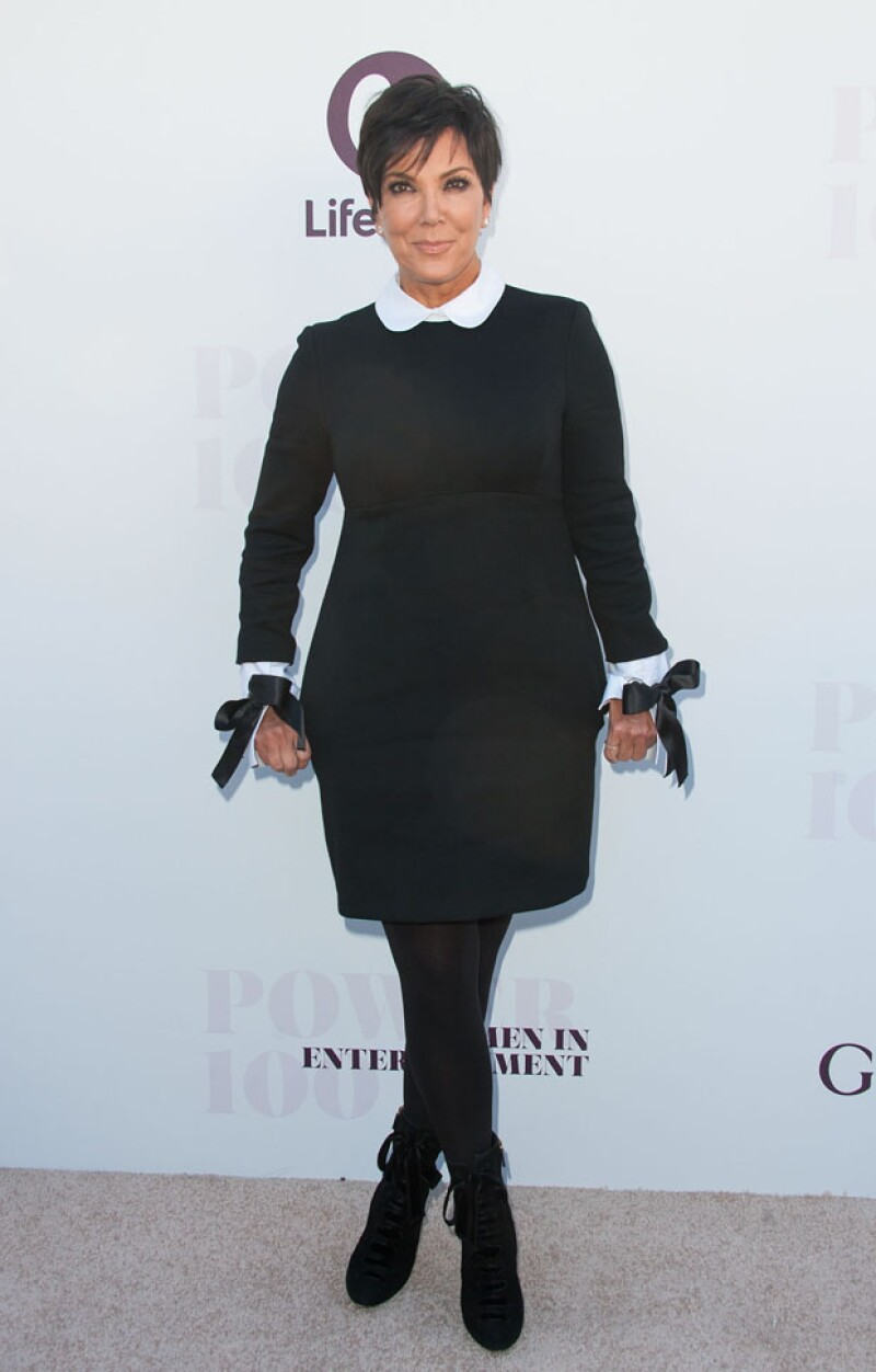 La mamá de las Kardashian tiene algunos vestidos que son sus predilectos y no le importa reciclarlos con tal de volver a lucirlos en los mejores eventos sociales.