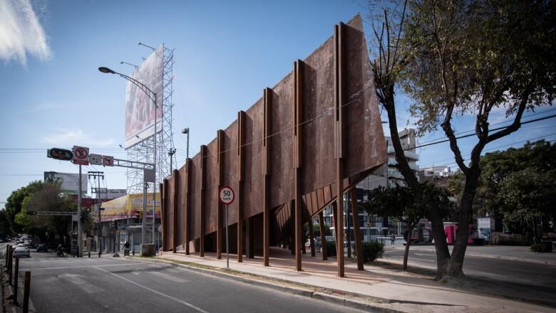 Ecoducto+ Pabellón del Agua, a detalle