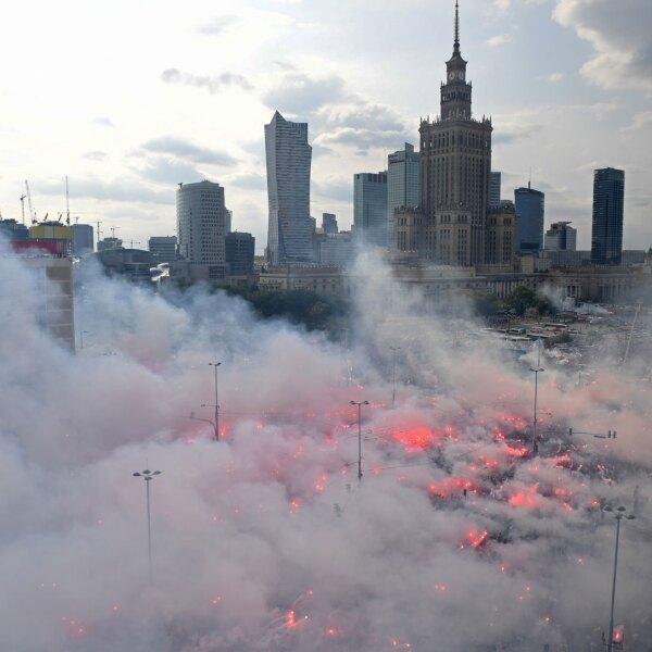 75 aniversario del Levantamiento de Varsovia