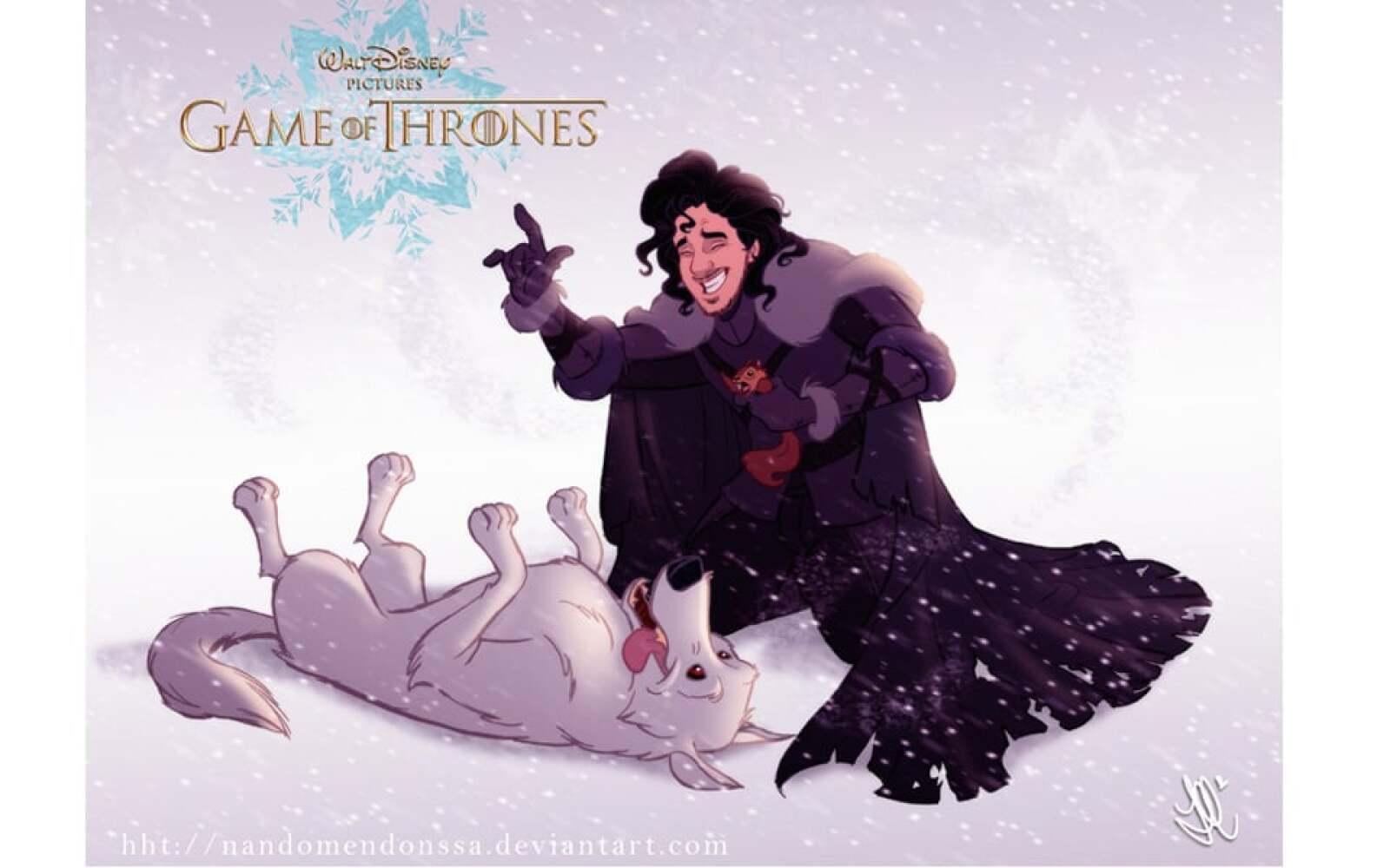 Jon-Snow-Ghost