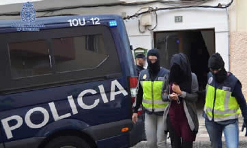 Los detenidos son un hombre y una mujer de nacionalidad marroquí. (Foto: EFE)