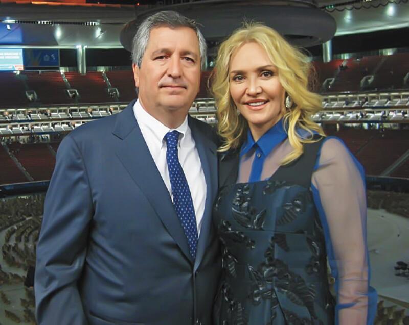 El abogado de Vergara dio a conocer que la empresaria utilizó firmas de su esposo para transferirse fuertes cantidades de dinero a sus cuentas.