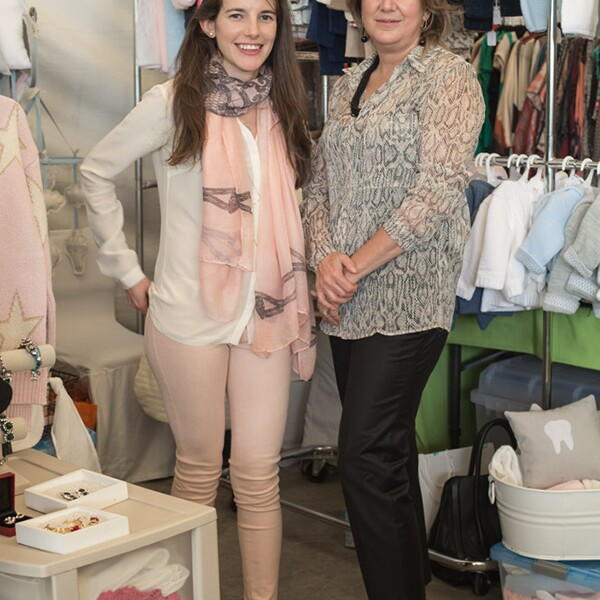 Ana Arche y Beatriz del Villar