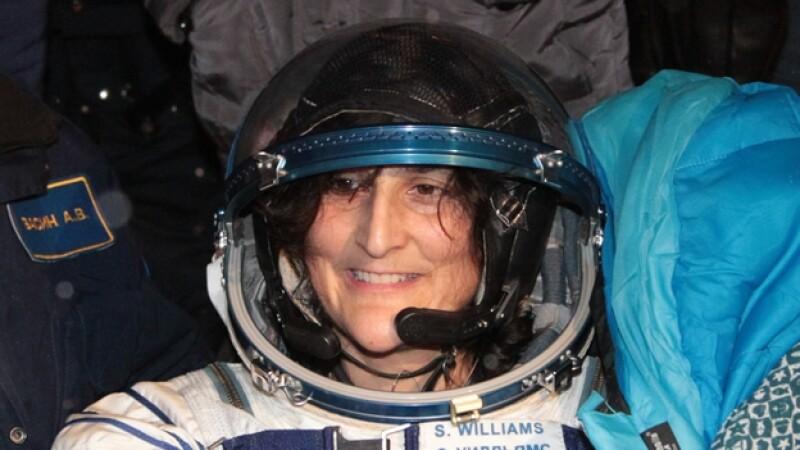Astronauta Sunita Williams