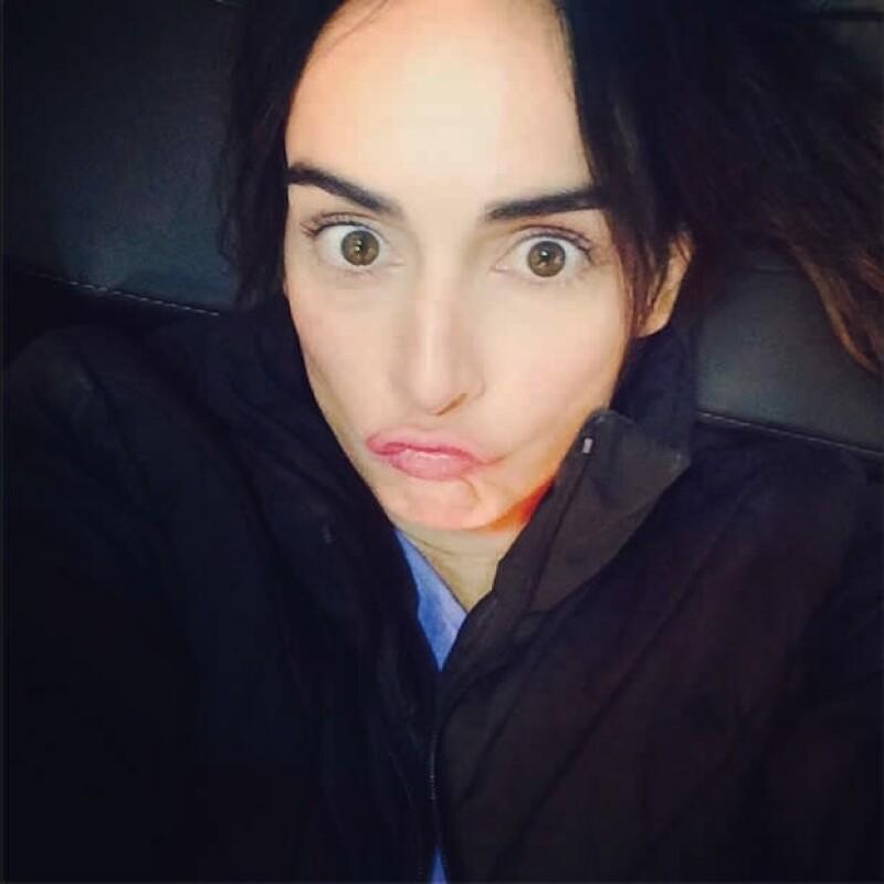 La actriz comparte con naturalidad cada una de sus pasiones en Instagram.