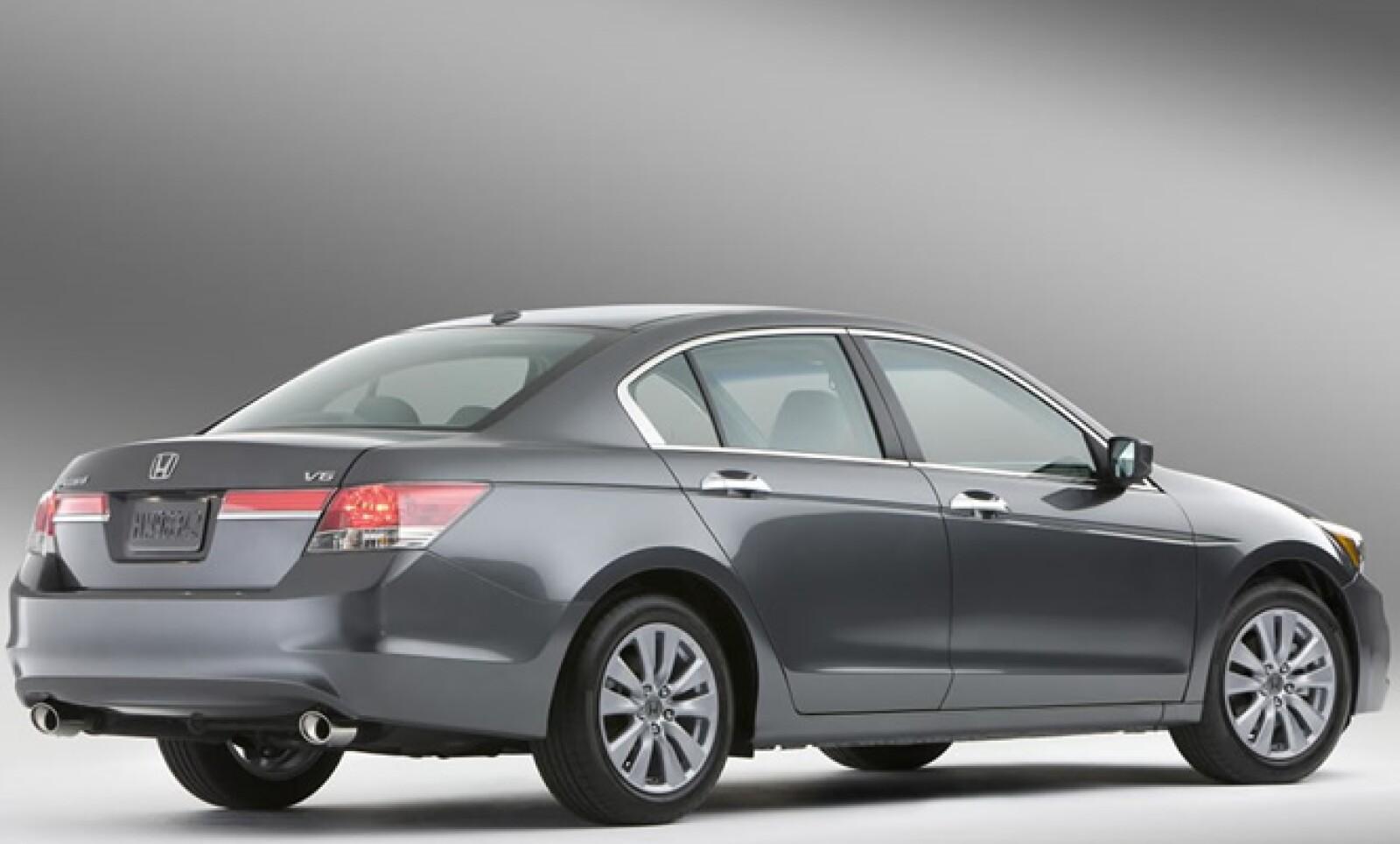 En EU, el nuevo Accord 2011 iniciará ventas a partir  del próximo mes de agosto, aunque para México aún no hay nada confirmado.
