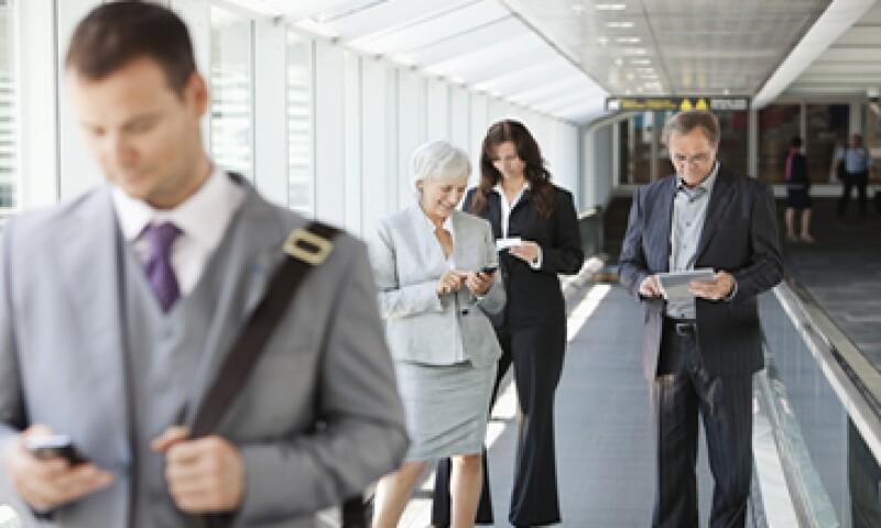 13% de la navegación global en Internet se realiza en los dispositivos móviles. (Foto: Getty Images)
