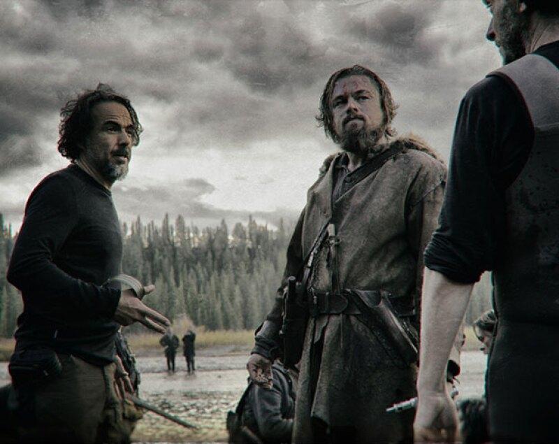 Life and Style platicó con el director y el actor sobre el duro rodaje de su próxima película.