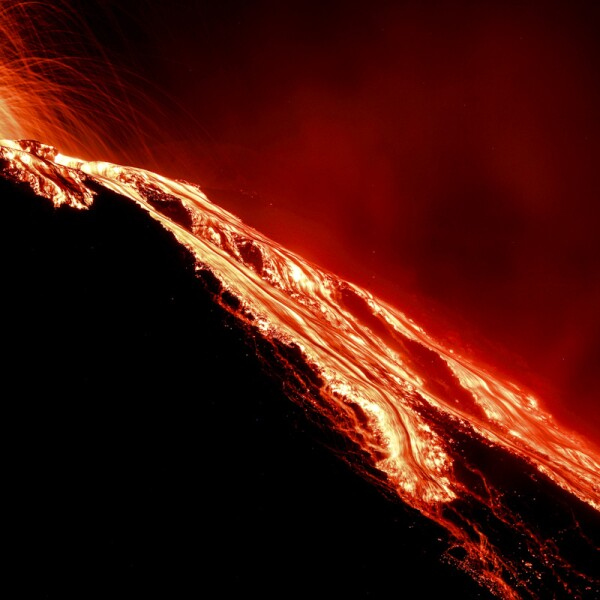 Volcán Stromboli