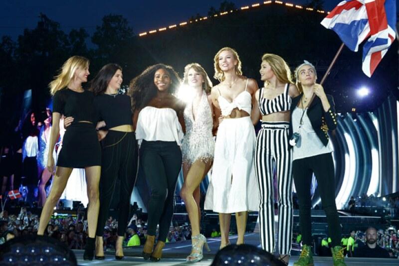 Kendall también es amiga de Taylor, Gigi y Cara, por lo que es posible que Selena esté al tanto de la vida amorosa de Jenner.