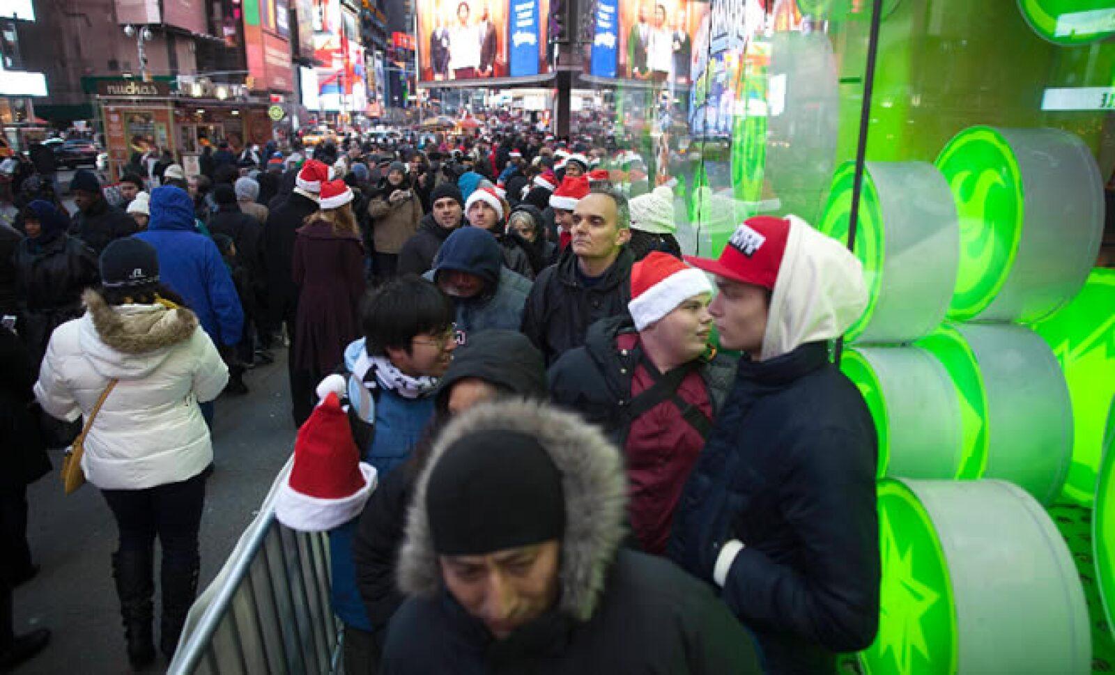 La Federación Nacional de Minoristas espera hasta 140 millones de consumidores en las tiendas estadounidenses durante este fin de semana.