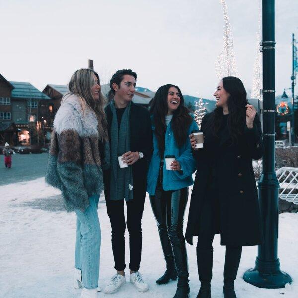 Viaje Whistler con influencers