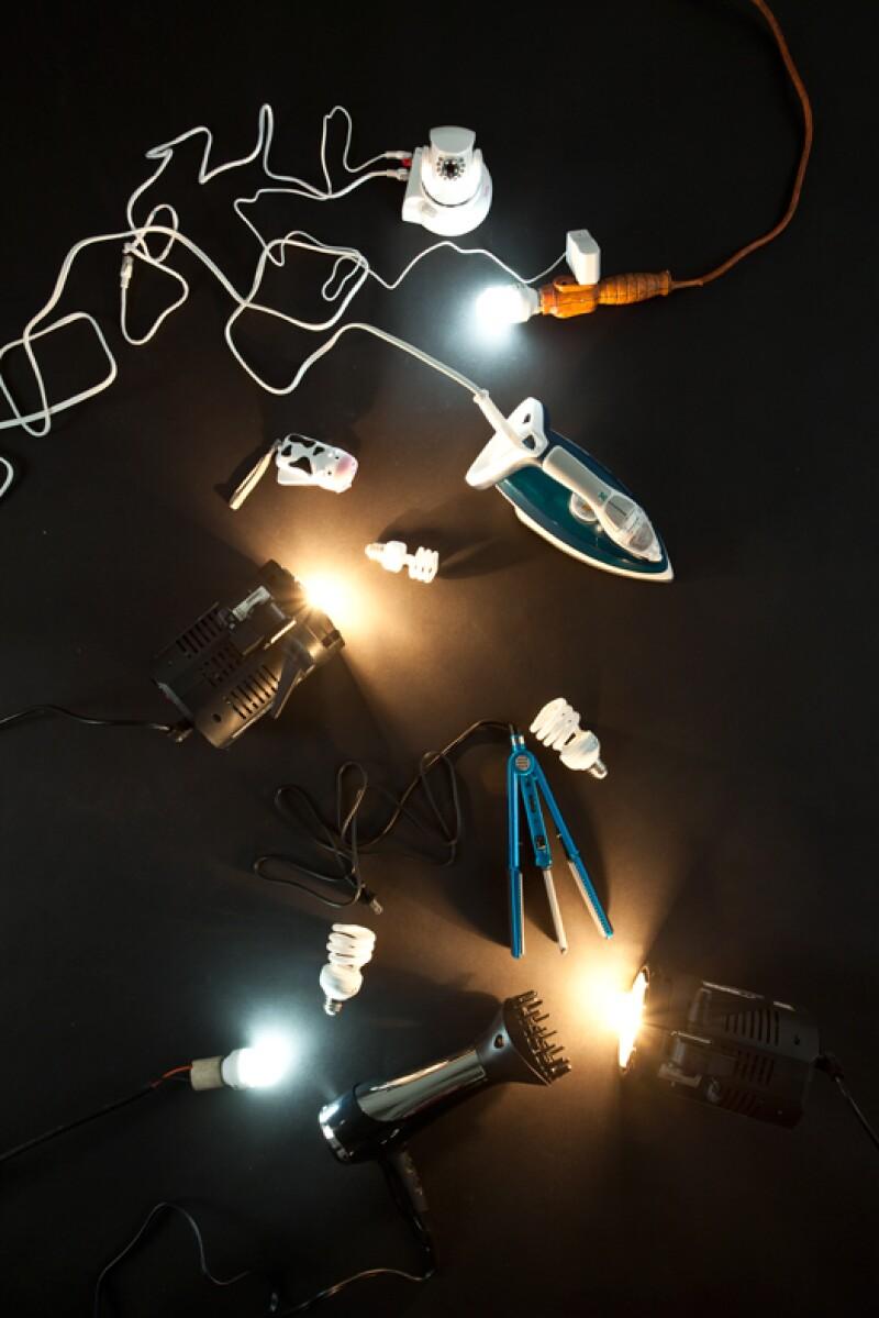 Algunos electrodom�sticos como planchas y art�culos de belleza tambi�n son ahorradores de energ�a.