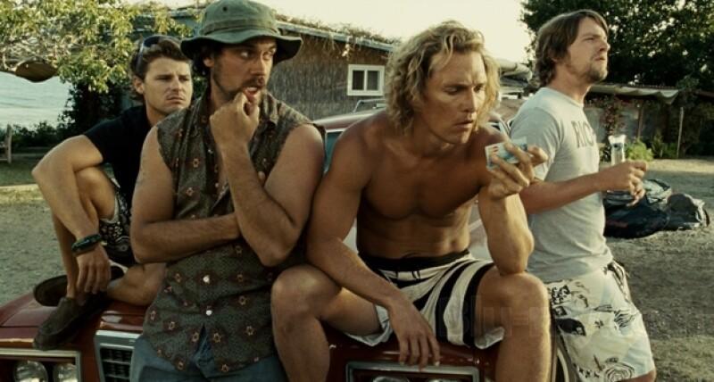 Matthew McConaughey en Surfer, Dude.
