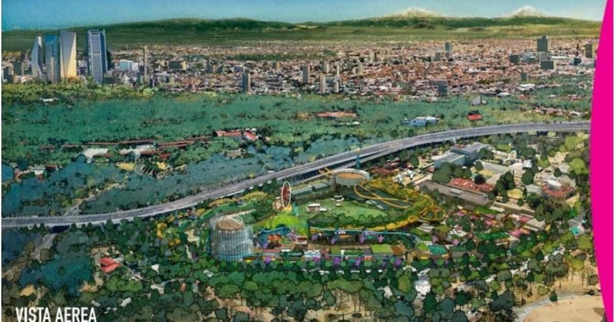 Parque Aztlán, el proyecto que reemplazará a la Feria de Chapultepec