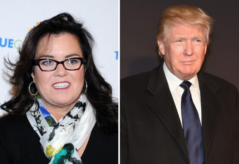 Donald Trump también atacó a la comediante