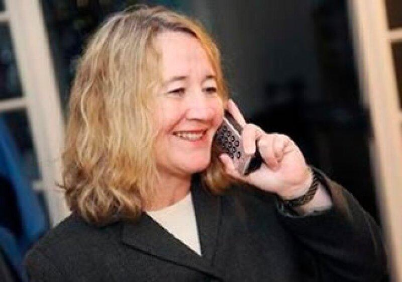 Carol Greider labora en la Johns Hopkins School of Medicine, en Baltimore. (Foto: Reuters)