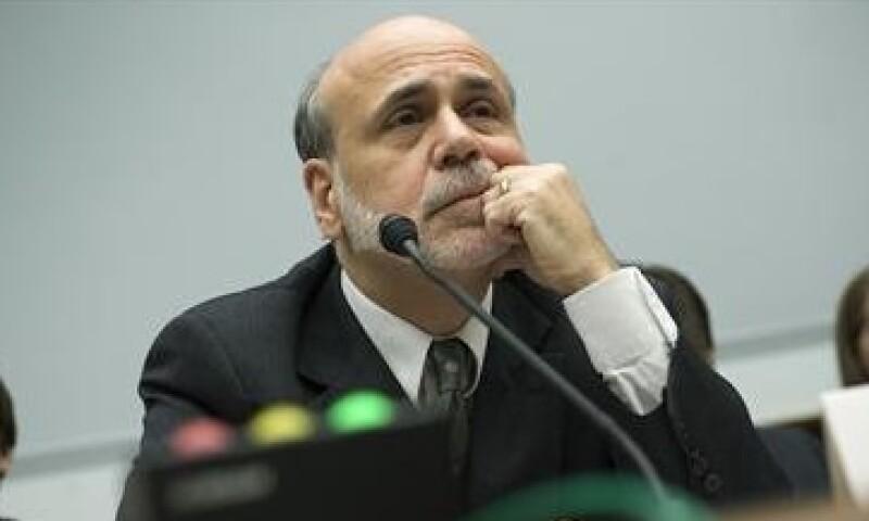La Fed, dirigida por Ben Bernanke, no aumentará las tasas en 2012 porque es tiempo de elecciones. (Foto: Reuters)