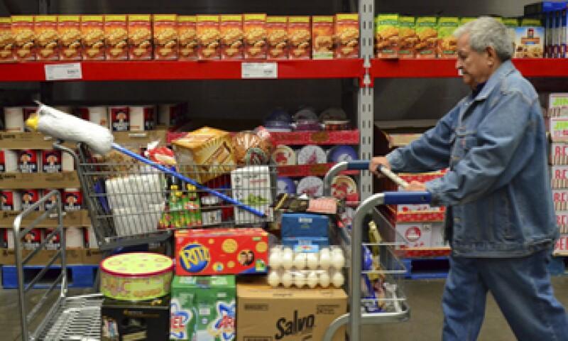 A tasa anual, las ventas al por menor crecieron 1.9% en noviembre. (Foto: Cuartoscuro)