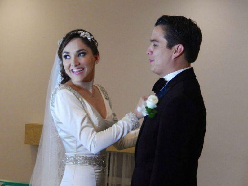 La pareja se dedica al servicio comunitario en Puebla, lo cual los llena de grandes satisfacciones.