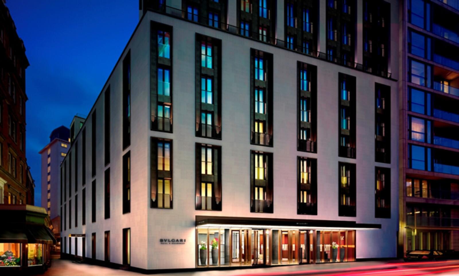 Antonio Citterio, Patricia Viel y Asociados fue el despacho de diseño que se encargó de la arquitectura y el diseño de interiores de este hotel.