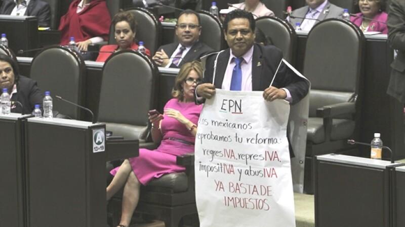 Raúl Gomez, diputado federal del PAN