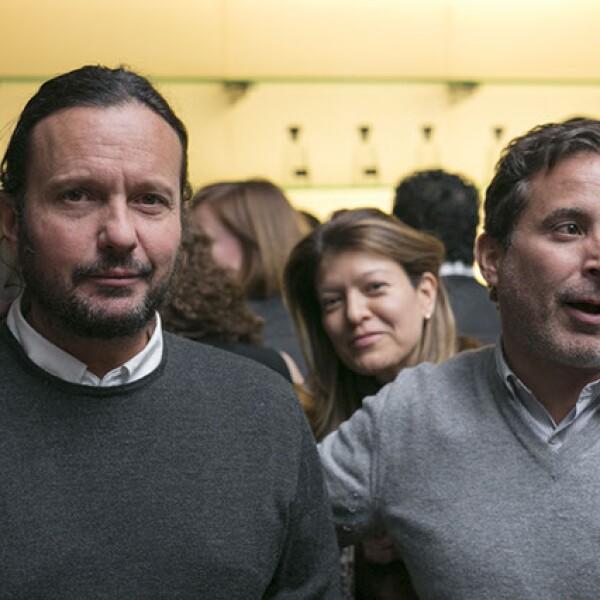 Eduardo Prieto y Moisés Micha