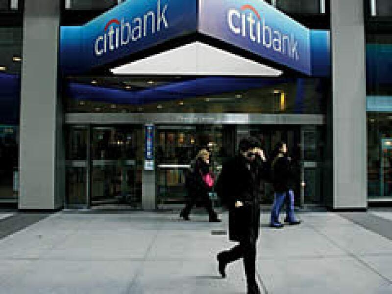 El banco estadounidense ha sido afectado por la crisis financiera. (Foto: Archivo)