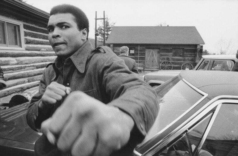 Las 10 Frases Más Poderosas De Muhammad Ali