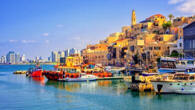 Junio en Tel Aviv, Israel