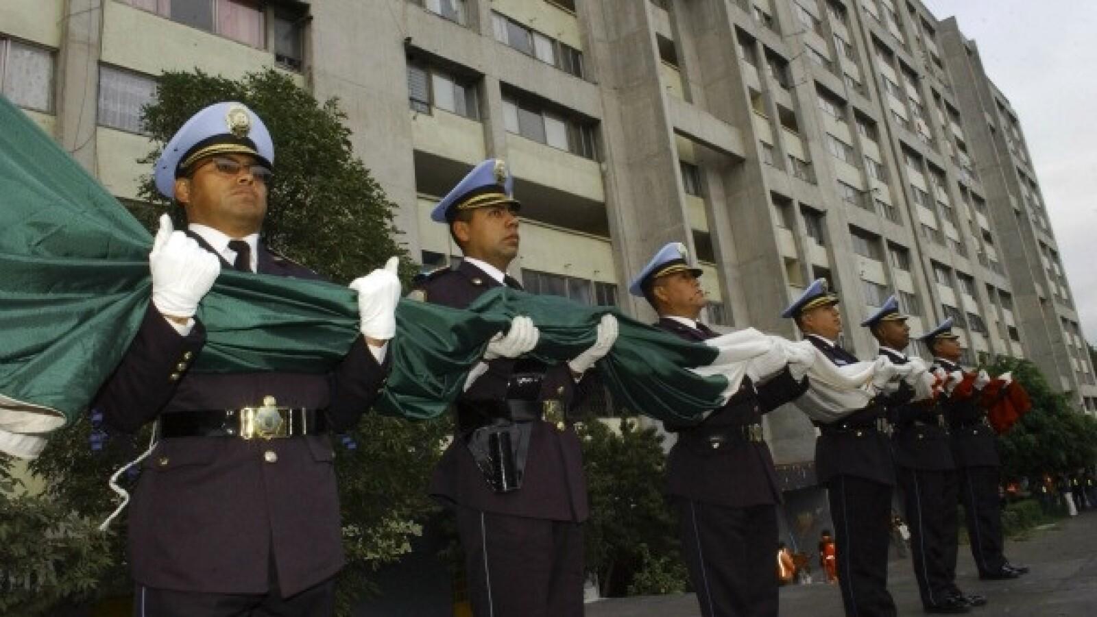 ceremonia por el 2 de octubre