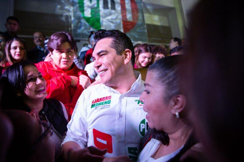Alejandro Moreno arranque de campaña