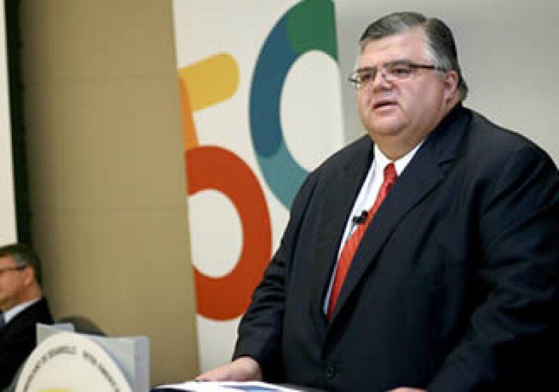 Agustín Carstens, secretario de Hacienda y Crédito Público en México, considera que el país es atractivo para el mercado de la inversión extranjera.  (Foto: Notimex)