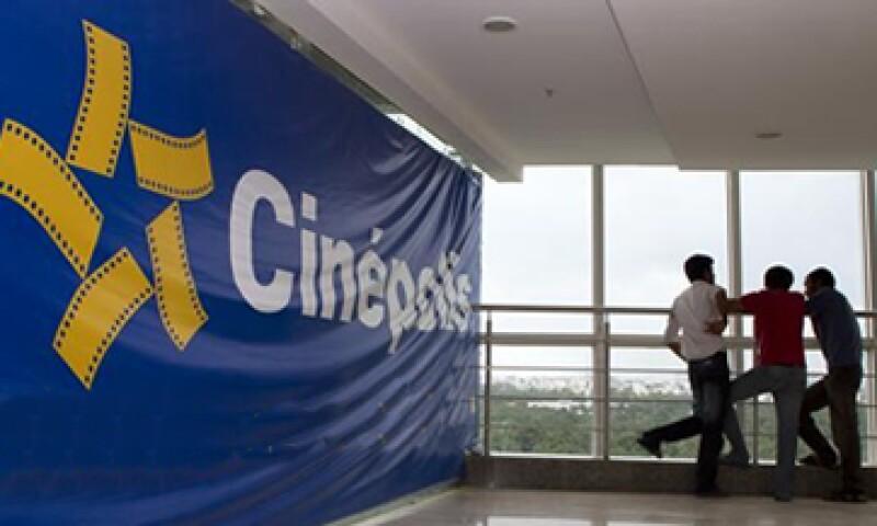 La página de Cinépolis obtuvo reconocimiento en la categoría Comercio y como Sitio del Año en los Premios CNNExpansión a lo mejor del e-Business 2011. (Foto: Duilio Rodríguez)