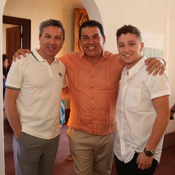 Rafa Micha , Ruben Muñoz, Mark Micha (2).jpg