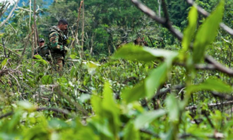 El Gobierno de Maduro niega que el narco esté arraigado en el país. (Foto: Reuters )