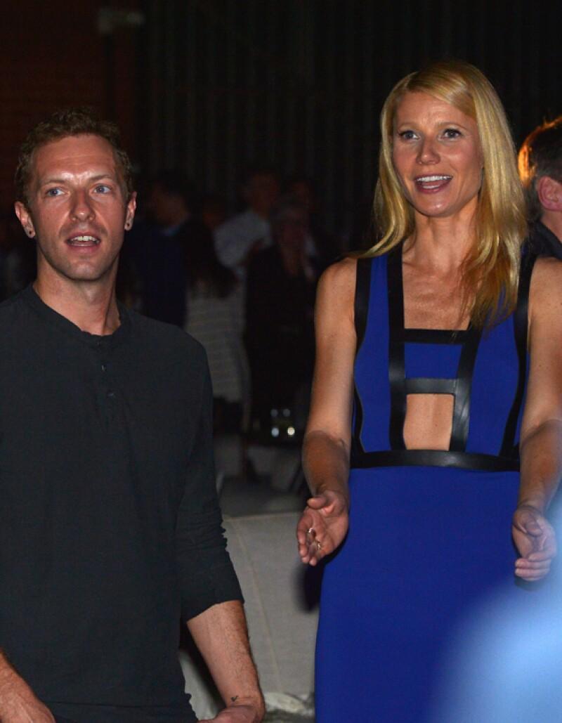 Por doce años Gwyneth Paltrow y Chris Martin, vocalista de Coldplay, formaron una de las parejas más tiernas de Hollywood.
