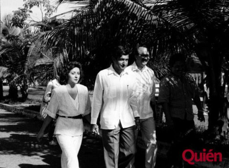 Andrés Manuel López Obrador, esposa