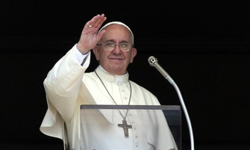 La humildad, el respeto a los demás y la búsqueda del bien común son las claves del éxito del papa Francisco.  (Foto: Reuters)